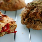 soda-bread-zaatar-tomatoes-cafe-liz