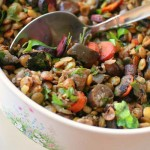 seared-lentil-salad