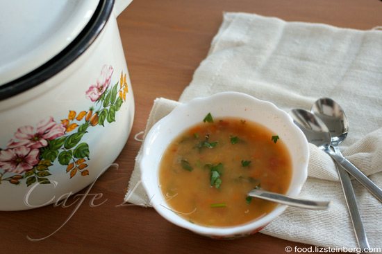lentil-soup