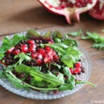 lentils-pomegranate